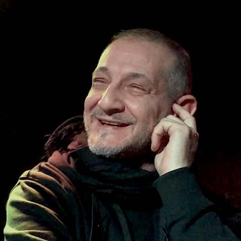 Carlo Forti owner ZIO LIVE - Music Venue Milan - Italy (@Curadi - Internet of Artists)