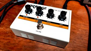 This is the ORANGE TERROR ST / AMP. We unpacked and tested it well
