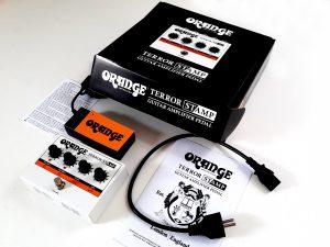 Orange Terror-Stamp-unboxing