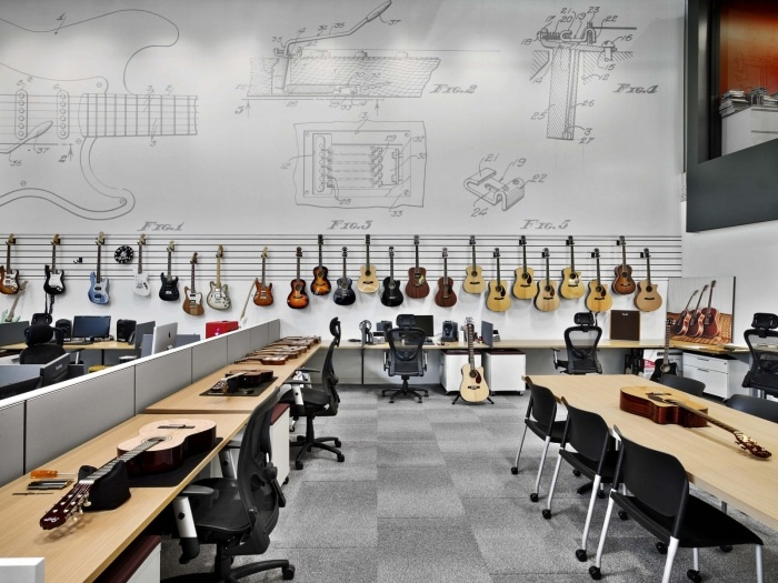 Fender office Los Angeles