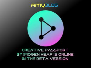 CREATIVE PASSPORT by Imogen Heap is online in the beta version