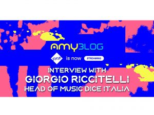 Interview with Giorgio RIccitelli Head of Music Dice Italia