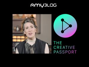 THE CREATIVE PASSPORT by Imogen Heap is online in the beta version
