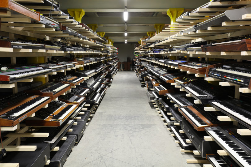 Swiss Museum for Electronic Music Instruments